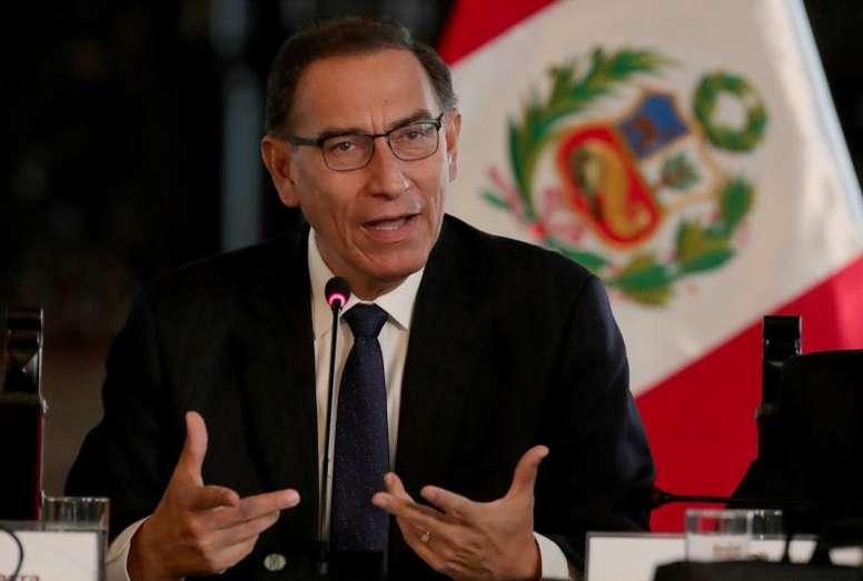 Perú autoriza la vuelta de los entrenamientos. EFE/Archivo