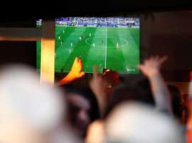 Hay ganas de fútbol en España. EFE