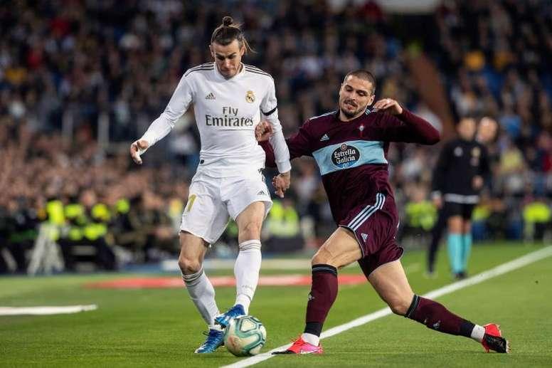 Bale has hardly played this season. EFE