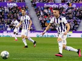 El Valladolid quiere confirmar su salvación. EFE