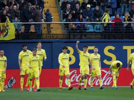 El Villarreal, otro equipo que quiere ir a Europa. EFE