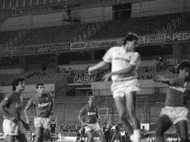 Los otros partidos que se jugaron sin público. EFE/Archivo
