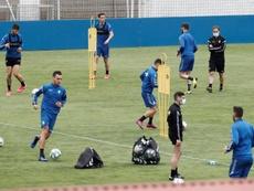 Arrasate recupera a Moncayola y Herrera para el duelo ante la Real. EFE/Archivo