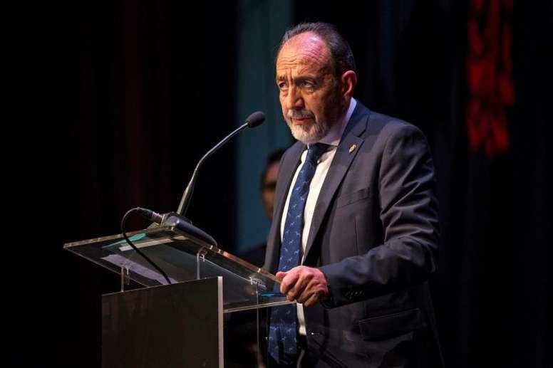 La Federación Madrileña reclama 1,3 millones de euros a MUPRESFE. EFE/Archivo