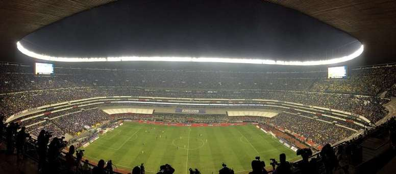 The Azteca will undergo renovations. EFE