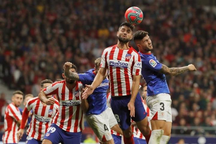Unai Núñez explicó lo duro que fue perder dos finales consecutivas. EFE/Juan Carlos Hidalgo/Archivo