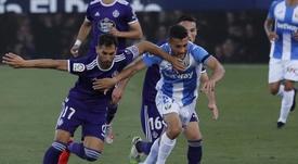 El Milan se suma a la puja por Óscar Rodríguez. EFE/Ballesteros