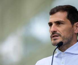 Casillas voltaria ao Real Madrid como consultor. EPA/RUI FARINHA/