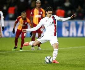 There is speculation of Cavani going to Roma. EFE/EPA/Archivo