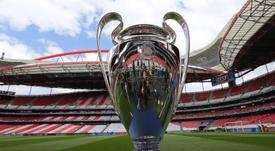 Las competiciones europeas todavía no se han decidido. EFE/EPA