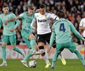 Kroos has broken his goal scoring record. EFE