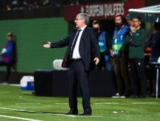 Fernando Santos, renovado en Portugal. EFE