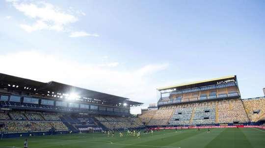 El Villarreal anunció un positivo por COVID-19. EFE