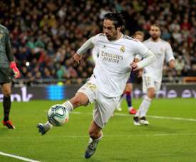 Isco absent contre Valence pour une blessure musculaire. EFE