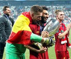 La Supercopa de Europa, el 24 de septiembre en Budapest. EFE/Archivo