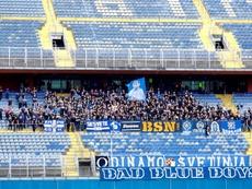3-2 del Dinamo de Zagreb al Slaven Belupo a puerta abierta y malas prácticas. EFE
