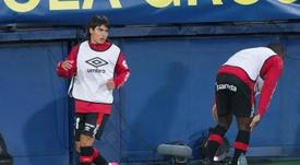 Luka Romero debutó en Liga con 15 años. EFE