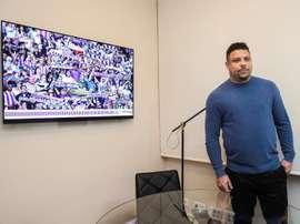 Ronaldo elogió las figuras de los uruguayos Suárez y Cavani. EFE/Archivo