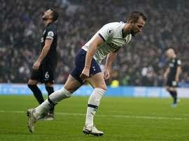 Mou confirma Harry Kane contra o United. EFE