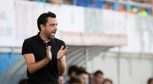 Xavi continuera un an de plus à Al Sadd. EFE