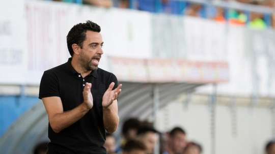 Xavi has renewed with Al Sadd. EFE