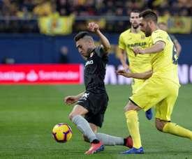 Villarreal v Sevilla will take place earlier than planned. EFE