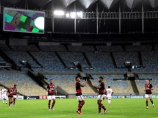 Volvió el fútbol a Brasil. EFE