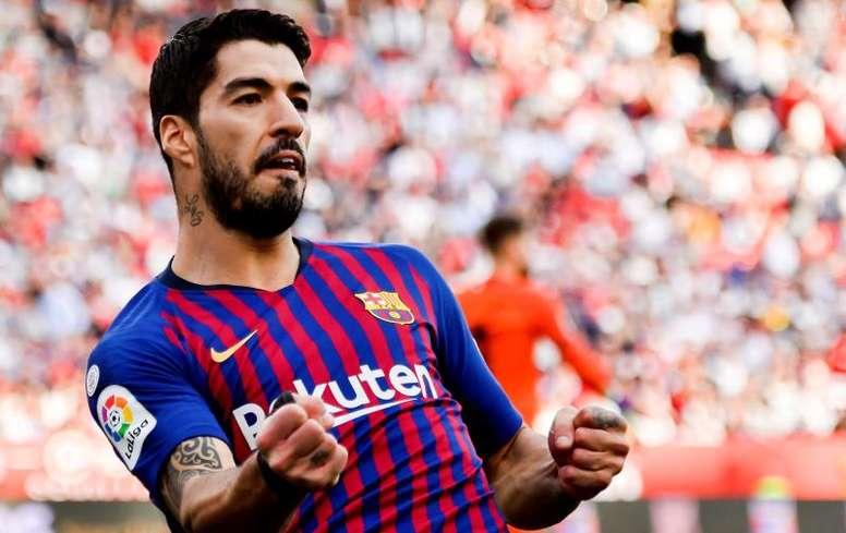 La mareante oferta de Beckham que Luis Suárez rechazó. EFE/Raúl Caro/Archivo