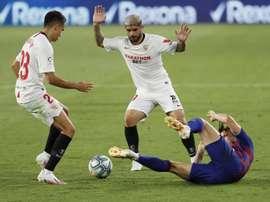 Sevilla have extended their deals. EFE