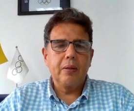 Reportan 12 positivos por coronavirus del ciclo olímpico de Ecuador. EFE