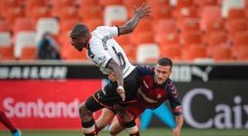Kondogbia no deja de sonar para jugar en el Atlético. EFE