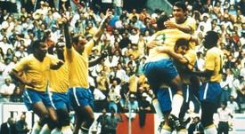 Brasil ganó uno de los mejores Mundiales de la historia. EFE