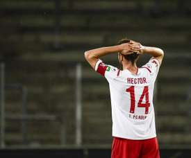 Tragedy in the Bundesliga: Hector's brother found dead. EFE