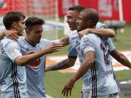 Celta de Vigo teve um dia tranquilo após golear por 6 a 0. EFE/Lavandeira jr