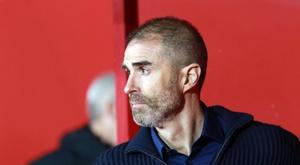 Garitano se lleva a 28 futbolistas a Murcia. EFE