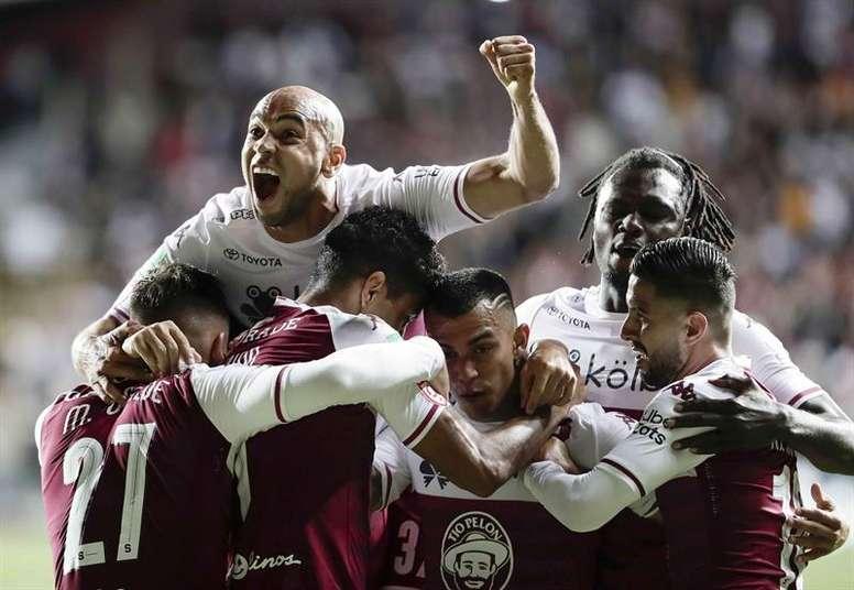 Costa Rica reprograma las fechas de la final. EFE