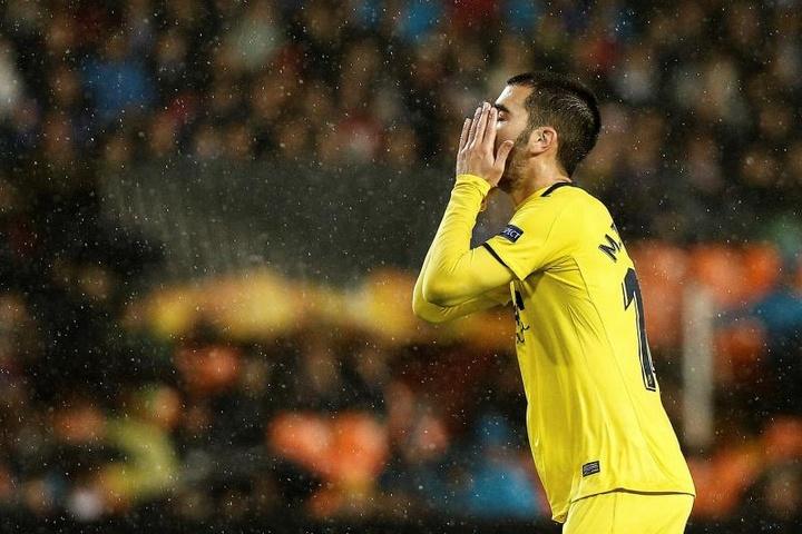 Manu trigueros analizó lo que dará de sí la final de la Europa League. EFE