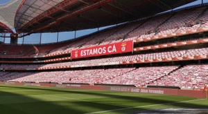 Nelson Verissimo will take charge until the end of the season. EFE/Club Benfica SL