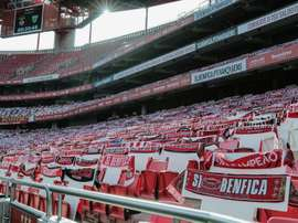 O Benfica recebe o Vitória de Guimarães pela 32ª rodada da Liga Portuguesa. EFE/Club Benfica SL
