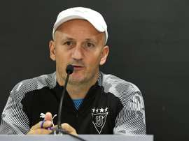 Repetto seguirá en Liga de Quito. EFE/Archivo