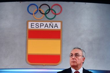 El presidente del Comité Olímpico Español Alejandro Blanco. EFE/ Fernando Villar/Archivo