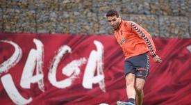 Abel Ruiz vuelve a la lista. EFE