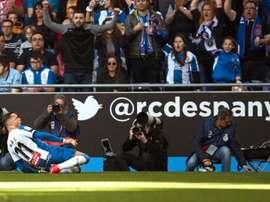 El Espanyol recupera a De Tomás. EFE