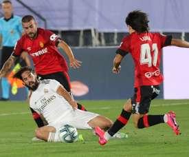 Os jogadores mais rápido do Campeonato Espanho. EFE