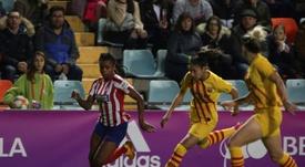 El Barça sueña con la conquista del título de Liga y Champions. EFE