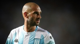 Lisandro López podría irse a la MLS. EFE
