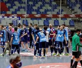El Inter ha ganado y ya está en la final. EFE