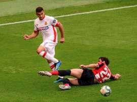 Athletic 3-1 Mallorca. EFE