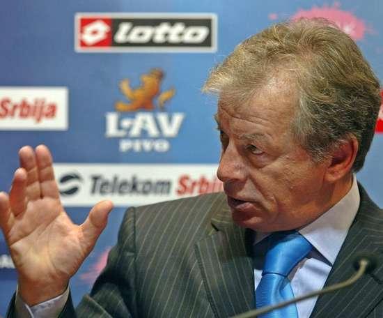 Ilija Petkovic falleció por COVID-19. EFE