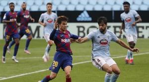 Deux nouveaux clubs intéressés par le prêt de Riqui Puig. EFE